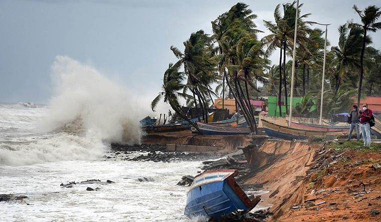 Cyclone Tauktae updates: Karnataka's coastal districts witness extremely heavy rainfall; 4 dead