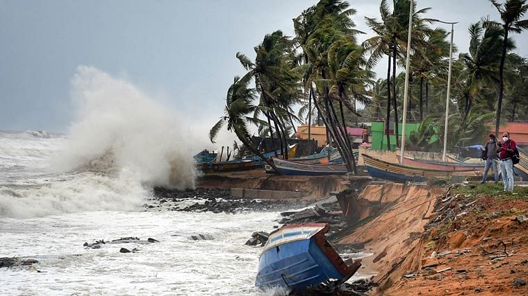 Cyclone Tauktae intensifies; to reach Guj coast by May 18, IMD says