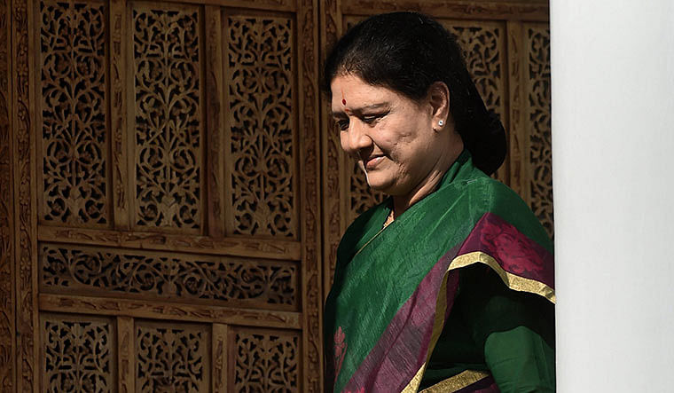 Will she, won't she: Sasikala says coming soon to set party on 'right track'. Is AIADMK ready for challenge?