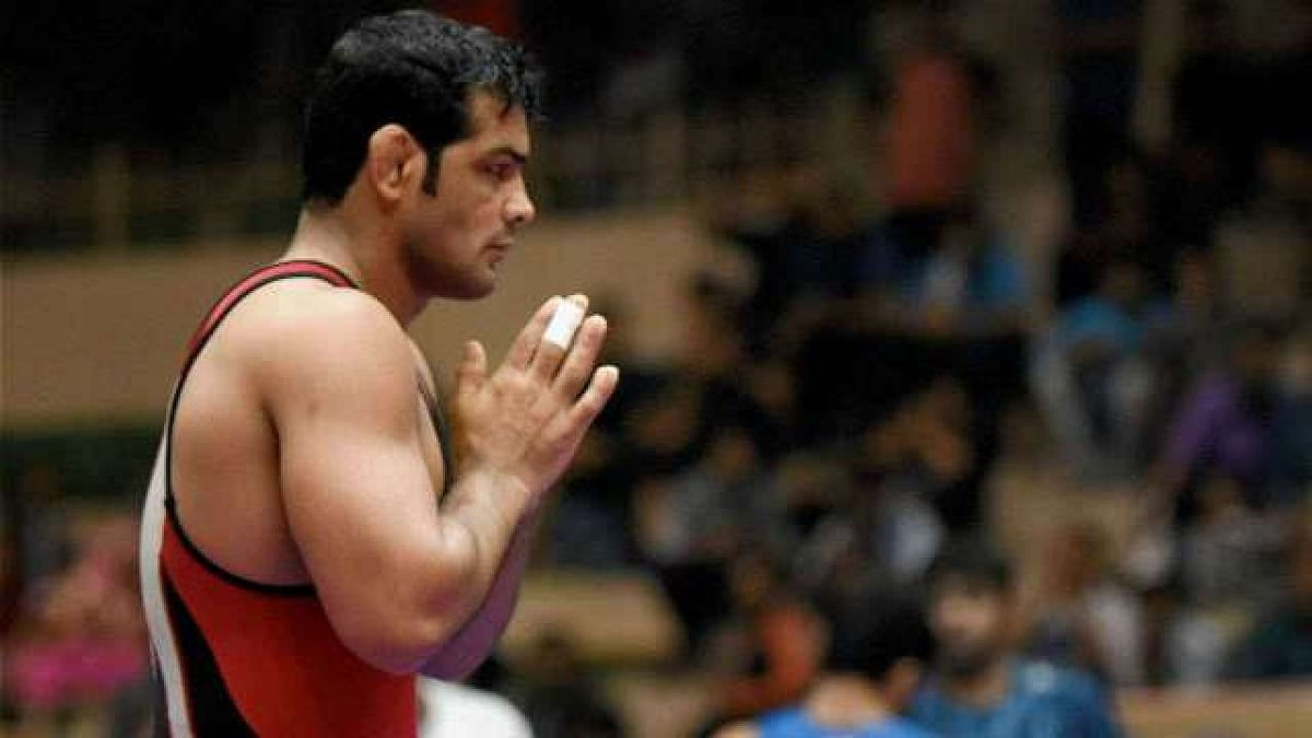 Wrestler Sushil Kumar arrested by Delhi Police in Sagar Dhankad murder case