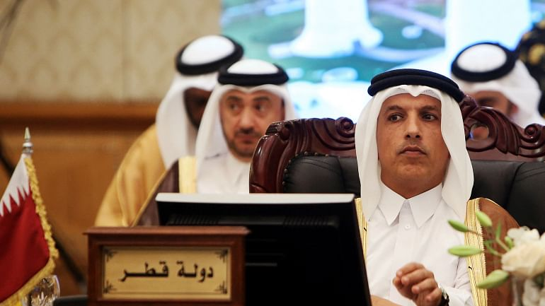 Qatari Finance Minister arrested over misuse of funds