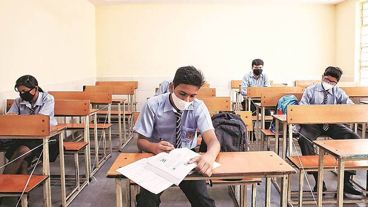 CBSE Class XII exams: Students write to CJI against offline conduct of papers