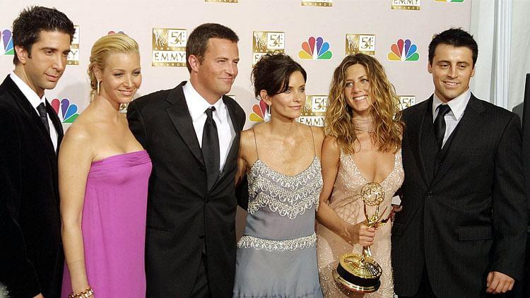 'Friends' reunion stars bring back memories of 90s