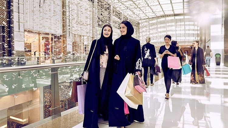 Dubai fashion stores work towards removing brands that don't support Palestine