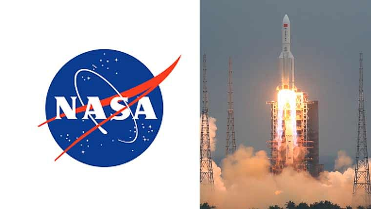 NASA blasts China after rocket debris crashes into Indian Ocean