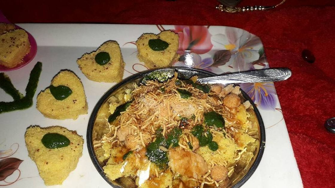 Home-bound recipes: How to make Dhokla Chaat