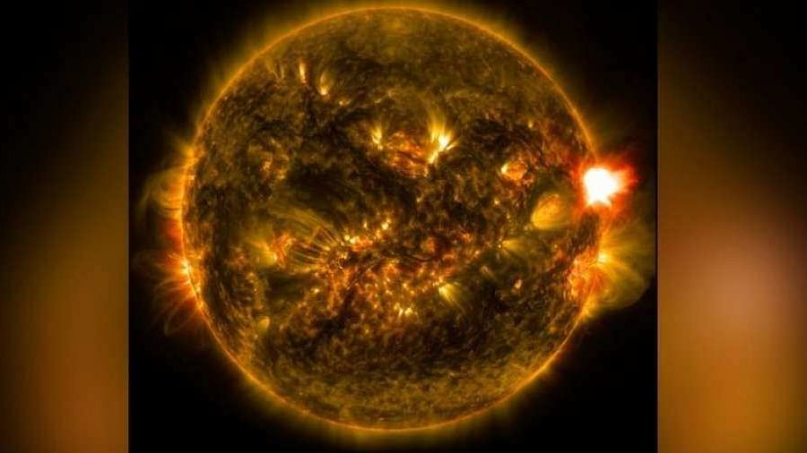 Sun has awoken and sent solar storms Earth's way; What are the dangers?