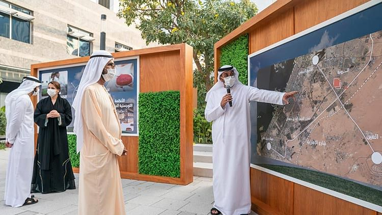 Sheikh Mohammed launches first phase of Food Tech Valley