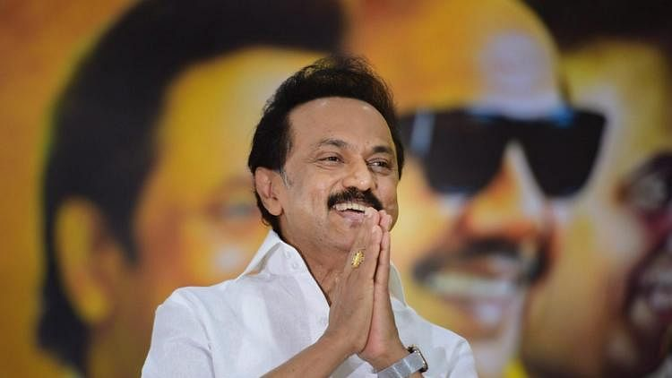 How did MK Stalin sweep through Tamil Nadu to form a government after 10 long years?