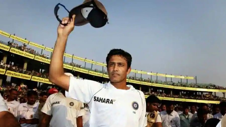 ICC celebrates Indian legend Anil Kumble's achievements in Hall of Fame month