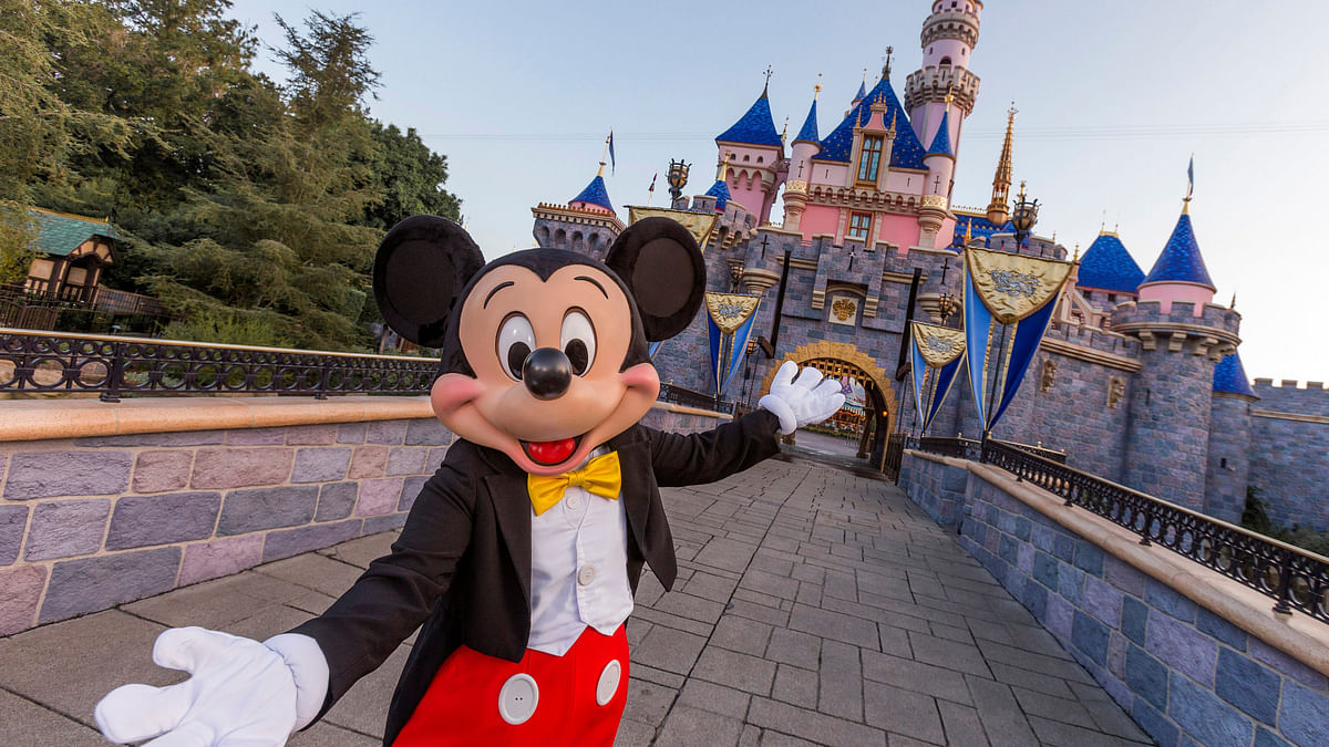 'The happiest place on Earth' reopens with COVID-19 restrictions