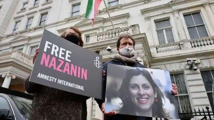 Iran's treatment of dual national Nazanin Zaghari-Ratcliffe is 'torture': UK