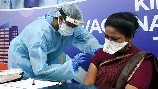 Kerala includes people going abroad for jobs in 18-44 vaccination priority list