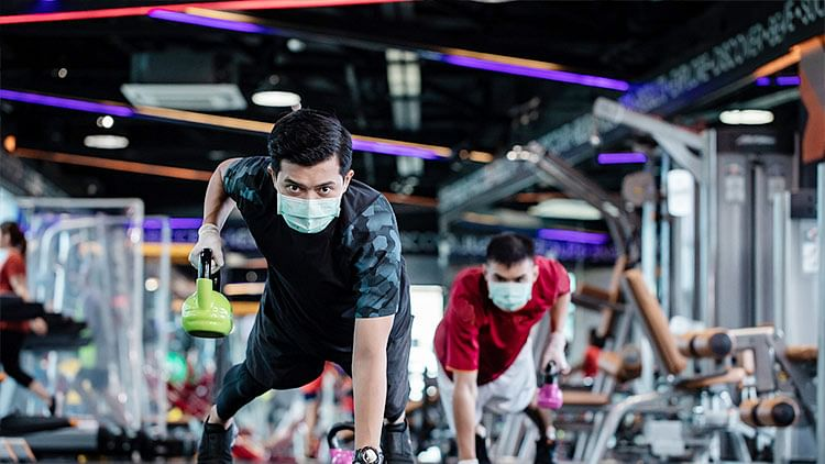 All vaccinated people will get free access to Dubai's top fitness centres and sports halls