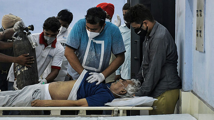India virus cases hit 24m mark; govt working on war footing: PM