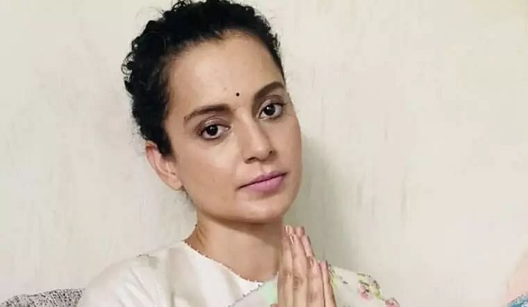 Kangana Ranaut defends her controversial Israel-Palestine conflict posts, shuts troll by saying, 'beta I am the mother of all fathers'