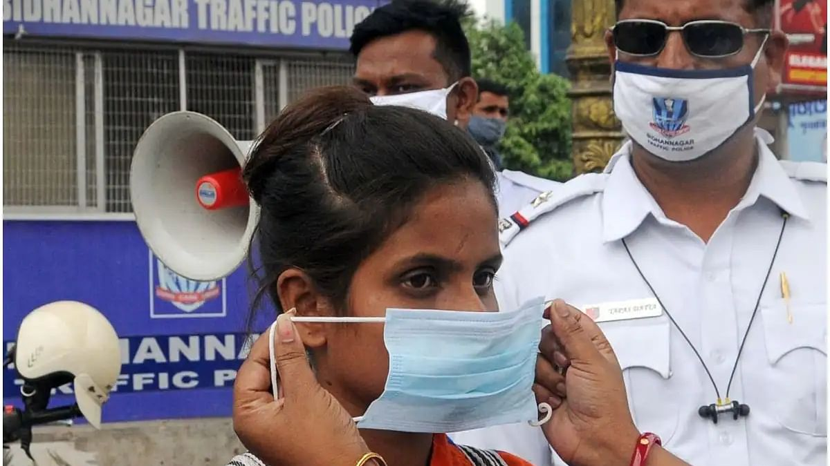 COVID Airborne: Centre revises guidelines, says virus spreads when infected people cough, sneeze or talk