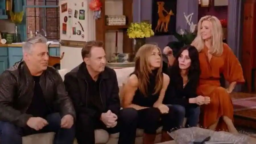 'Friends' reunion trailer is out and it will fill your heart with nostalgia