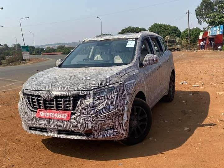 Mahindra's new logo to debut with XUV700 in coming weeks