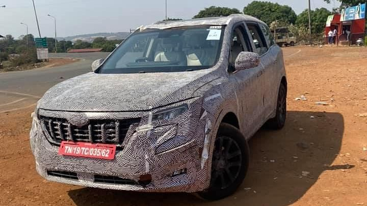 Mahindra XUV700 India launch reportedly scheduled for October 2021