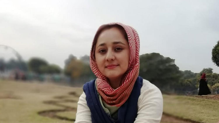 25-year-old becomes first woman police officer in Pakistan's remote area of Chitral