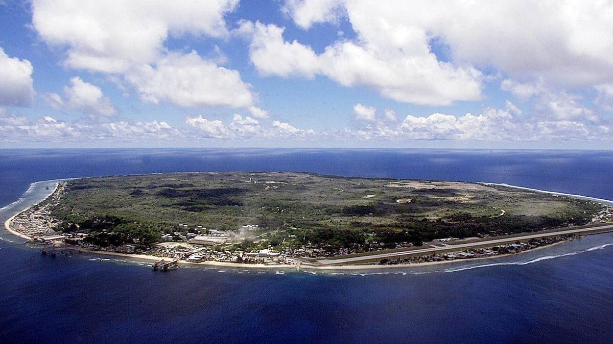 Nauru says it vaccinated all adults against Covid in 'world record' effort