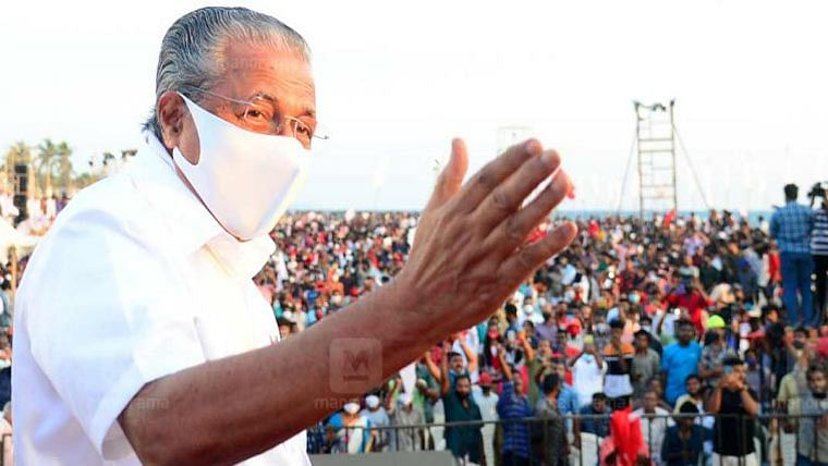 Kerala: Pinarayi govt 2.0 to have 21 ministers