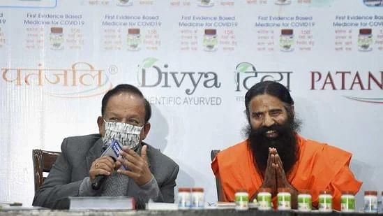 'Extremely unfortunate': Harsh Vardhan asks Baba Ramdev to withdraw remarks on modern medicine