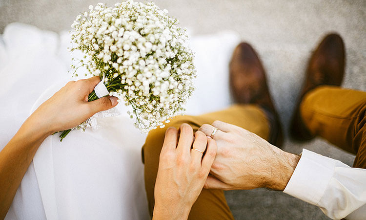 Last-minute plans: Kerala lockdown announced during engagement, without second though couple decide to get married instead