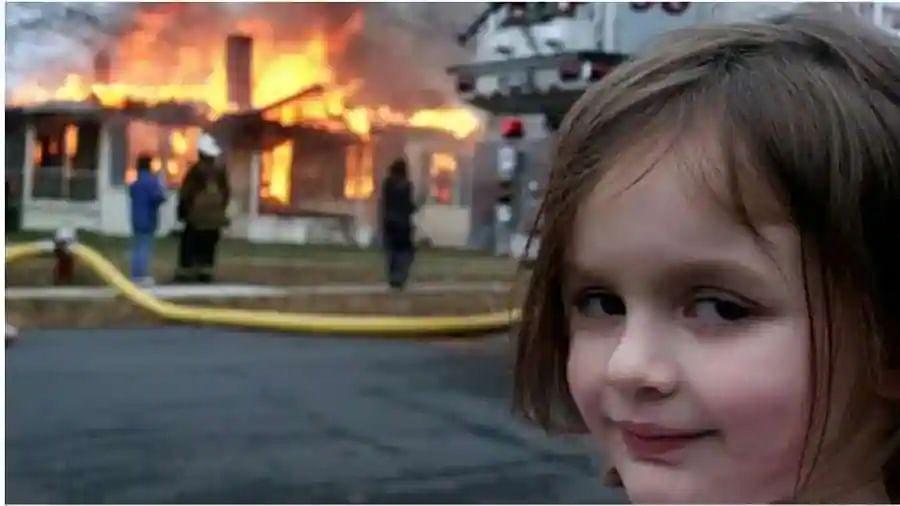 'Disaster Girl' sells original meme-worthy photo for half a million