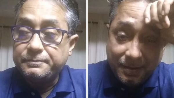 'Experiencing Burnout': Kolkata doctor breaks down during Facebook live asking people to adhere to COVID norms
