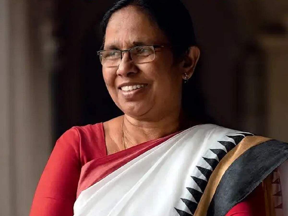 George Soros-funded University awards former Kerala health Minister KK Shailaja for her 'commitment to public health service'