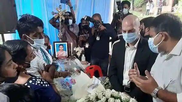 Rocket attack: Funeral of Soumya Santhosh killed in Israel held in Kerala