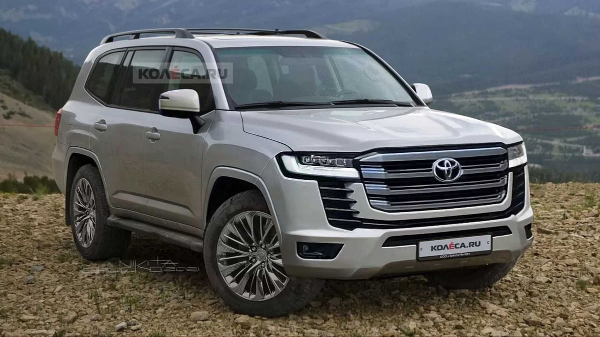 New Toyota Land Cruiser to premiere by end of this month: Reports
