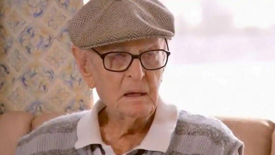 Australia's oldest man Dexter Kruger shares his secrets to a long life