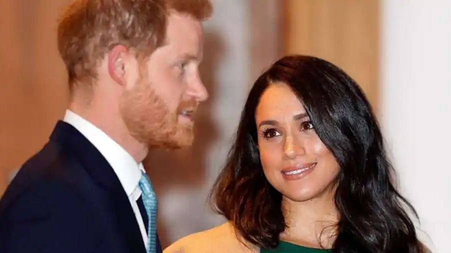 Haunted by Diana's death, Prince Harry talks of how he feared losing Meghan too