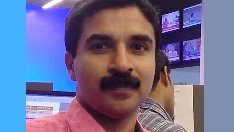 Mathrubhumi News senior chief reporter Vipin Chand passes away due to COVID19