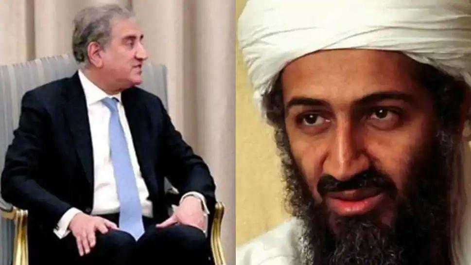 I will let that pass: Pakistan FM SM Qureshi hesitates to term Osama bin Laden a terrorist