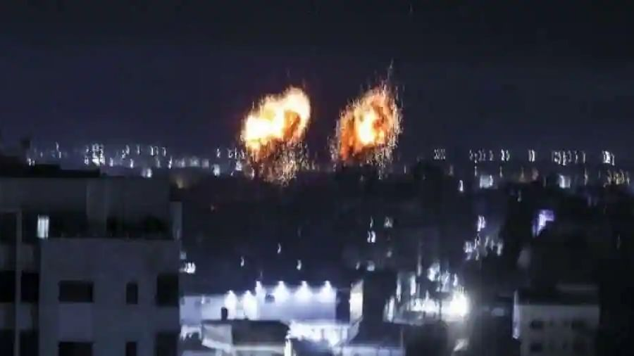 Israel strikes Gaza, first time under the new government and after the ceasefire