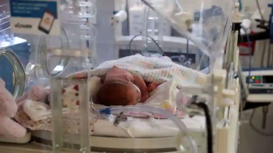 Deaths outnumber births in Britain for the first time since 1976