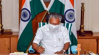 'Facing highly contagious delta variant': Kerala CM asks people to be cautious amid drop in COVID infections