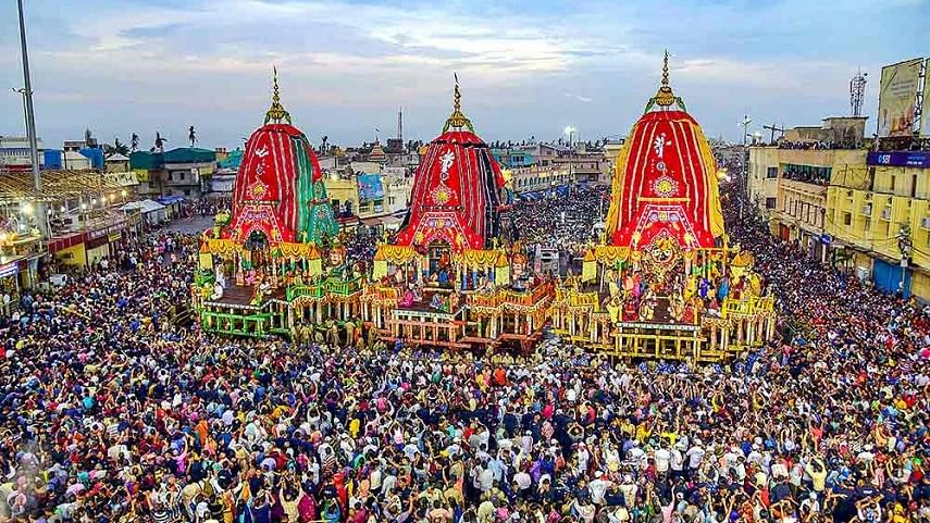 Puri Rath Yatra to be held without devotees for second year in a row