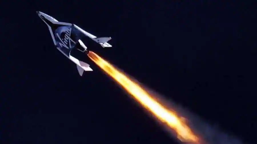 Billionaire Richard Branson's Virgin Galactic gets approval to fly people to space