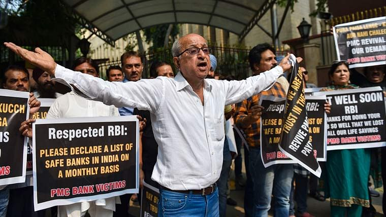 Relief for PMC Bank depositors after RBI's nod for Centrum-BharatPe's takeover bid