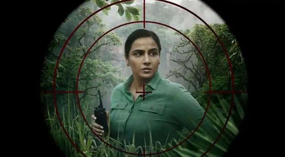 Amul gives a shoutout to Vidya Balan's 'Sherni' act, actress reacts!