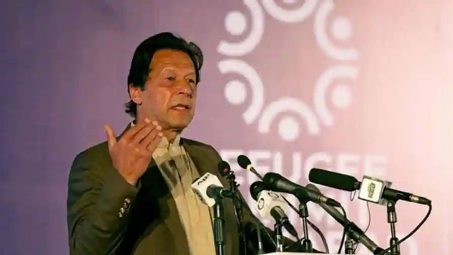 Men are not robots, ladies wearing small cloths impact them: Imran Khan's defence of sexual violence
