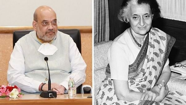 On 46th anniversary of Emergency, Amit Shah hits out at Congress, calls it 'a dark chapter in India's history'