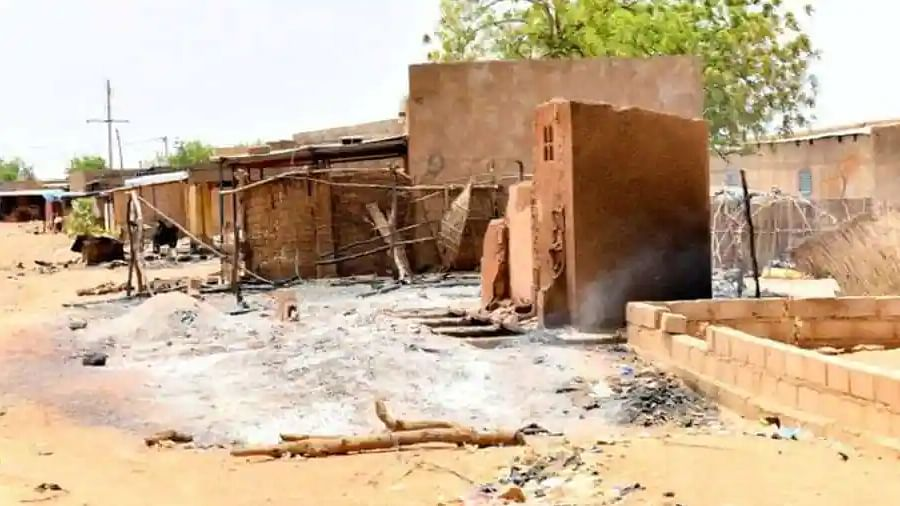 Children aged 12 to 14 carried out the attack that killed over 130 in Burkina Faso