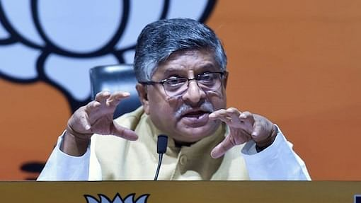 Twitter temporarily 'denies access' to IT Minister Ravi Shankar Prasad's account; allows after 'warning'