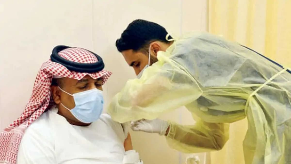 Saudi Arabia approves mixing and matching COVID-19 vaccines